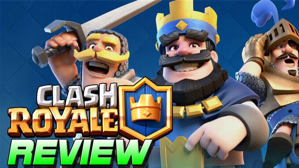 4404 Clash Royale - mobile game review