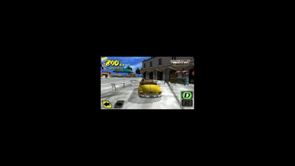 4409 ARE WE GOING TO PLAY CRAZY TAXI CLASSIC? Mobile REVIEW