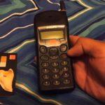 4421 Philips PH301 Vintage mobile phone (Review)
