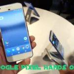 4426 New Google Pixel XL Mobile phone detail review.