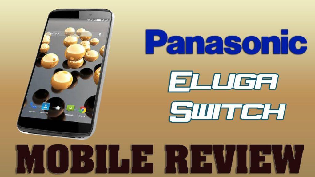 4438 मोबाइल रिव्यु : पैनासोनिक एलुगा स्विच : Mobile review : panasonic eluga switch