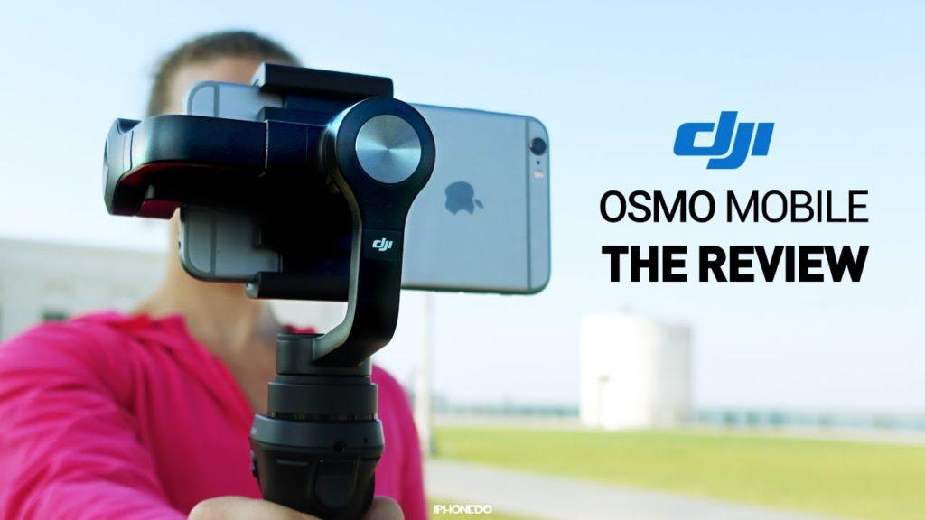 4556 DJI Osmo Mobile — In-Depth Review and Tests [4K]
