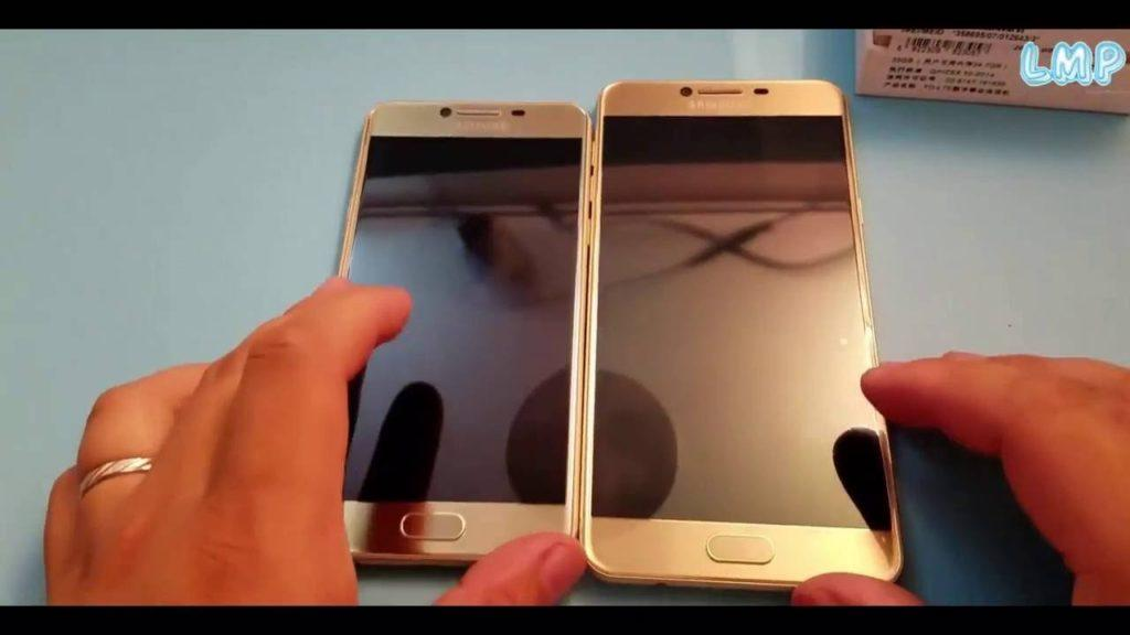 Samsung Galaxy C7 vs Galaxy C5 Unboxing & Review | Latest Mobile Phones