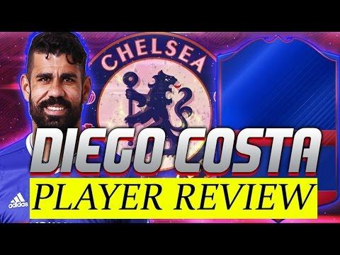 4741 Diego Costa Player Review!! | FIFA Mobile