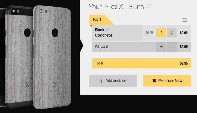 dbrand Google Pixel XL Phone Skins