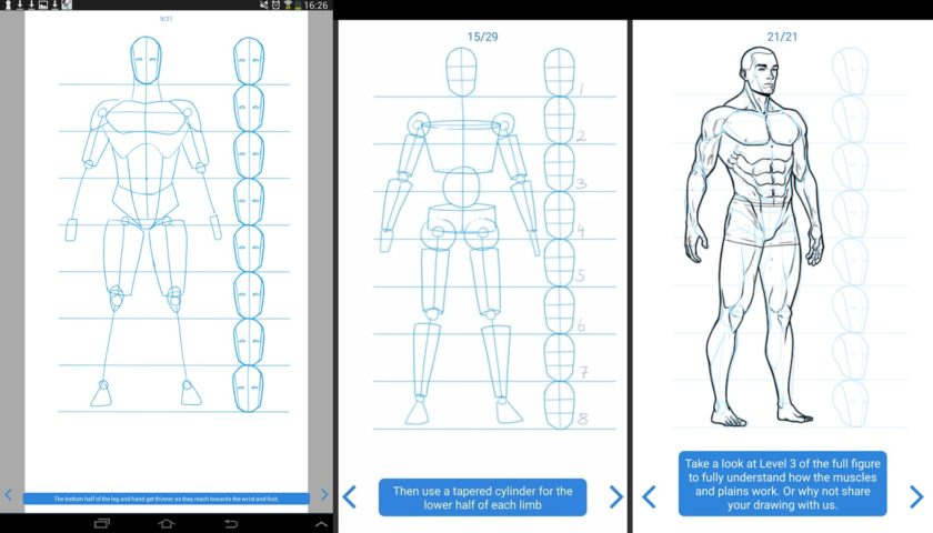 Learn how to draw comic book heroes with this new app from Marvel artist Will Sliney