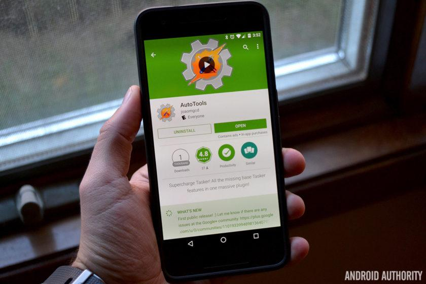 5626 Add more features to Tasker with the new third-party AutoTools app
