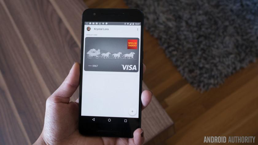 Android Pay now supports 30 more banks in the US