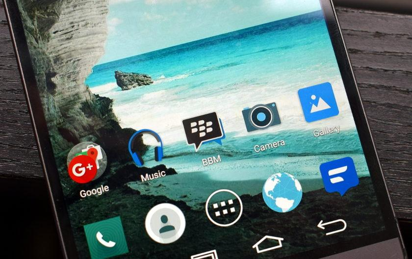 5881 BBM updated with video sharing, Photos to Feeds, Game Center, and more