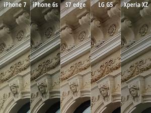 Best smartphone cameras compared: iPhone 7 vs iPhone 6s, Galaxy S7 edge, LG G5, Sony Xperia XZ
