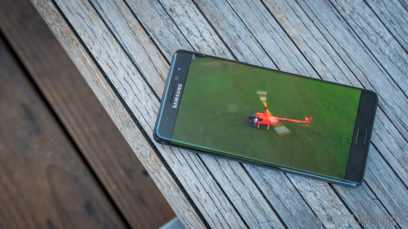 Bloomberg: AT&T considering dropping the Galaxy Note 7 completely