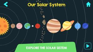 Cosmolander takes you an engaging journey across the Solar System