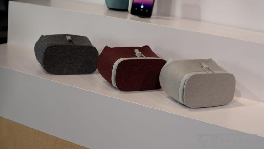 5405 Daydream View VR headset and Chromecast Ultra are now available in Google Store