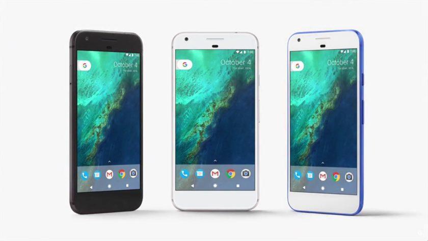 Download the Google Pixel stock wallpaper here