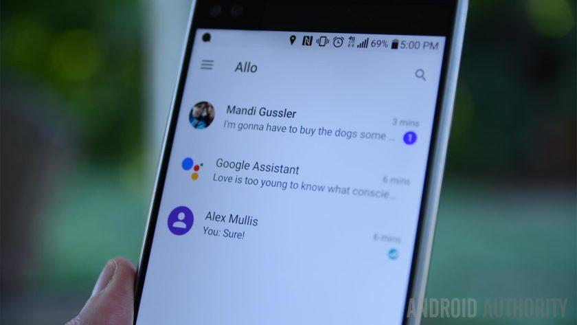 Google Allo messages can be seen and sent from your PC via Pushbullet