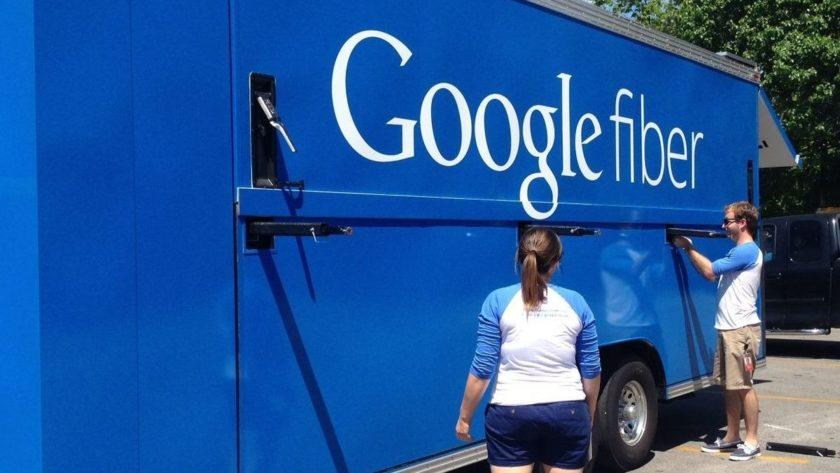 5707 Google Fiber to pause its rollout of 1Gbps Internet access in US