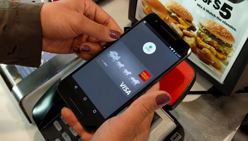 5351 Hongkongers can now use Android Pay in stores and in apps