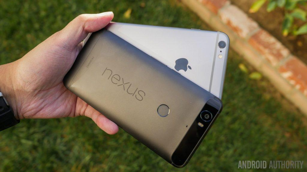 How to turn a Nexus 6P and iPhone 6s into $215,000