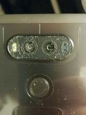 LG V20 may have an issue with rear camera glass shattering
