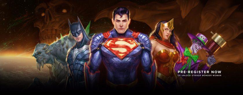 New DC Legends trailer unveiled; pre-register to unlock Wonder Woman