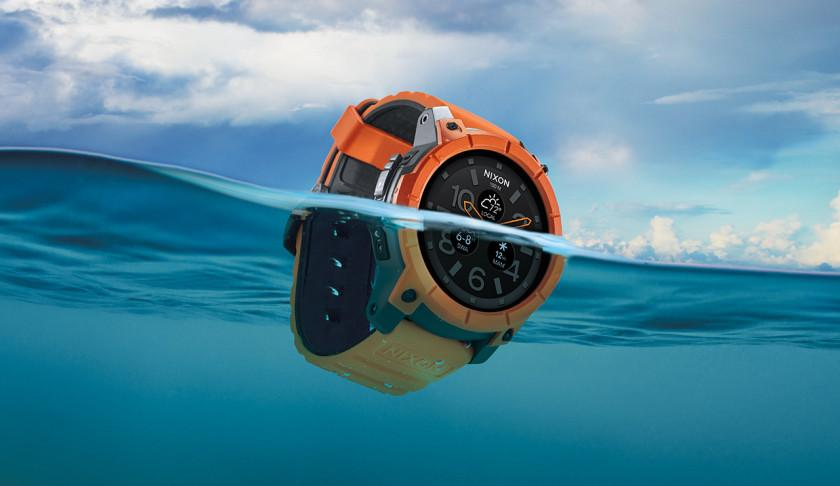 Nixon Mission Android Wear watch on sale at Amazon for $400