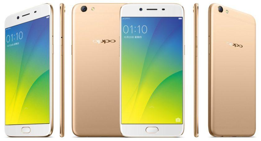 5029 OPPO R9s renders surface, reservation page now live