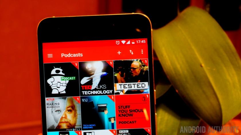 5901 Pocket Casts version 6.0 introduces shareable playlists, app shortcuts and more