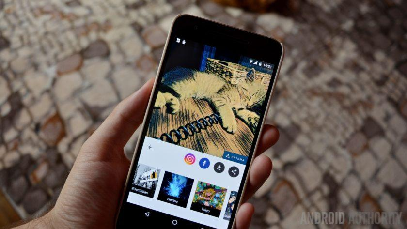 Prisma, our favorite filter app, is getting offline processing on Android