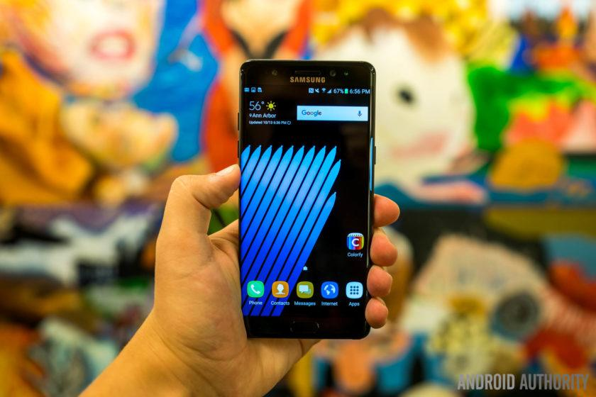 Samsung Galaxy Note 7 officially banned from all US airplane flights