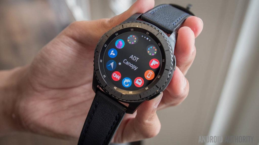 Samsung Gear S3 pre-orders now live in Canada