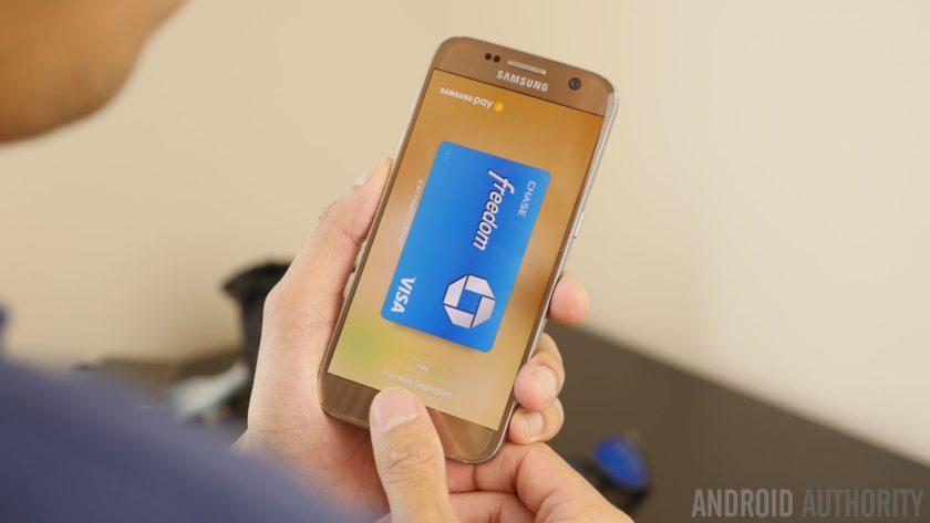 5711 Samsung Pay is expanding to three more countries and getting more features