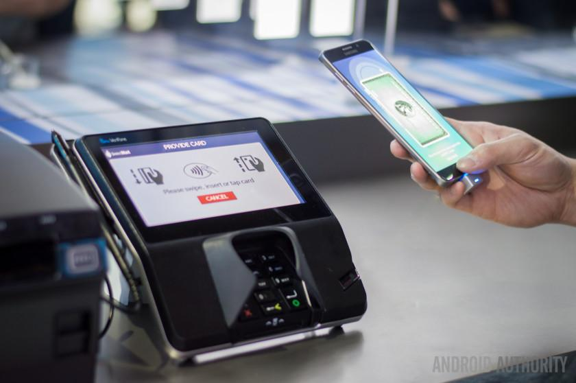 Samsung Pay now supports USAA-issued Visa cards in the US