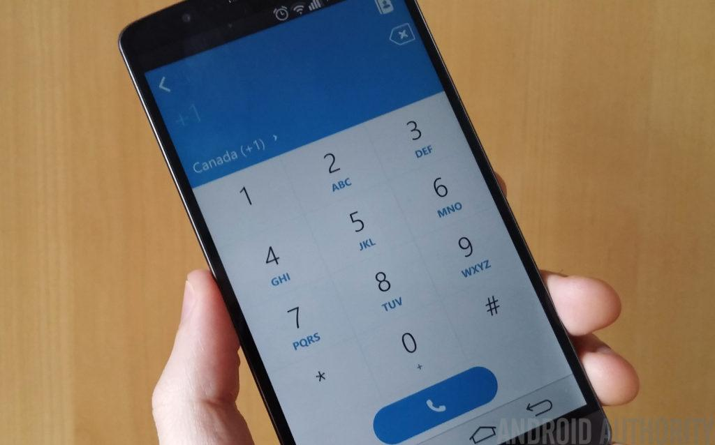 5705 Skype update brings improvements to calls and voicemail