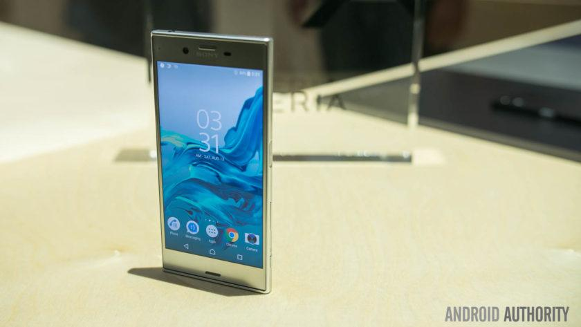 Sony Xperia XZ goes on sale in the US for $700, sans fingerprint scanner