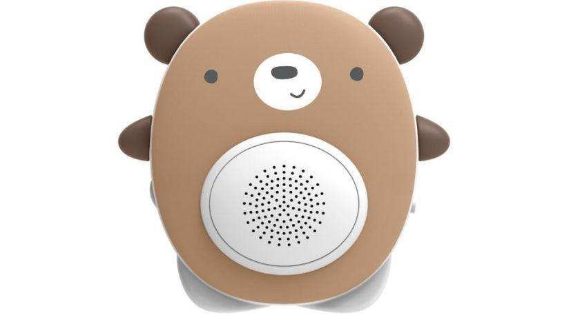 SoundBub is a super-cute Bluetooth speaker made for babies