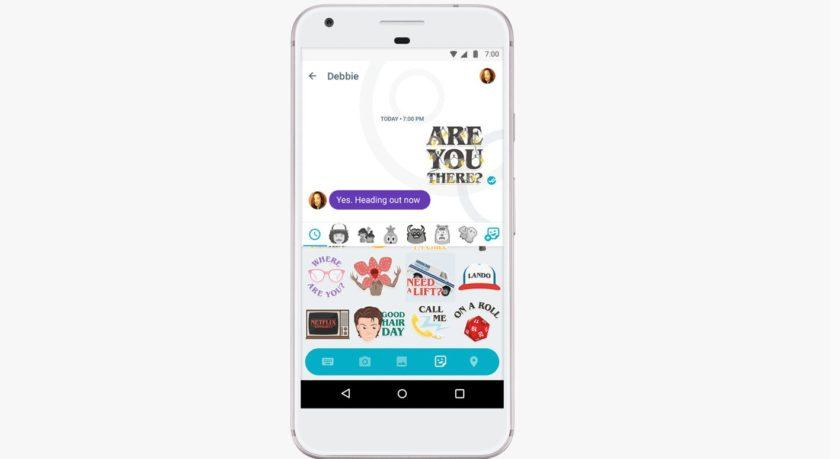 5932 Stranger Things stickers come to Google Allo, but we still feel bad for Barb
