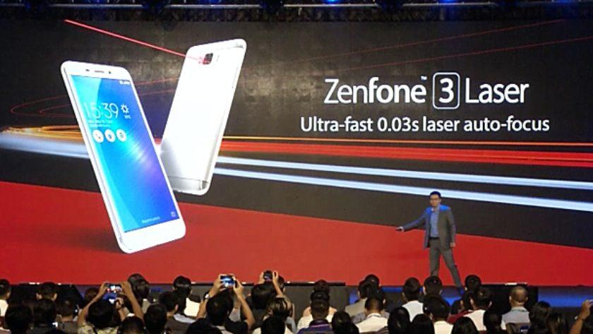 The Asus Zenfone 3 Laser is now available in India