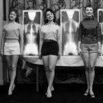 17925 Рентген, отвес и весы: как выбирали «Мисс правильную осанку» в 50-е