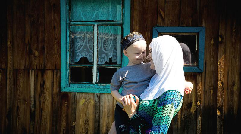 21280 Татарская деревня глазами польского фотографа Алиции Юсуповой