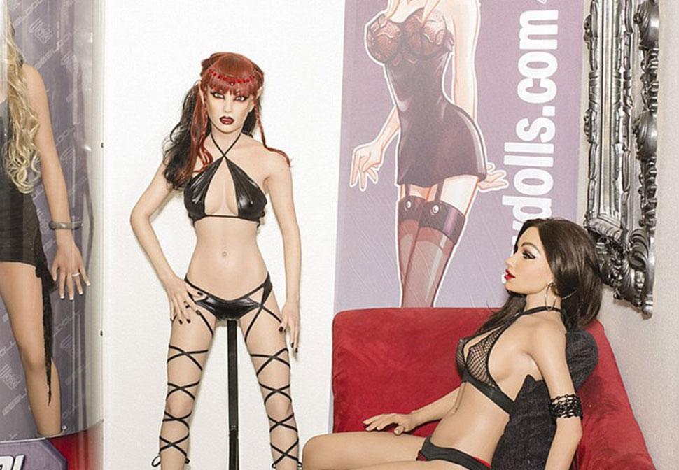 23912 Что происходит в цехе по производству секс-кукол за 12 тысяч долларов