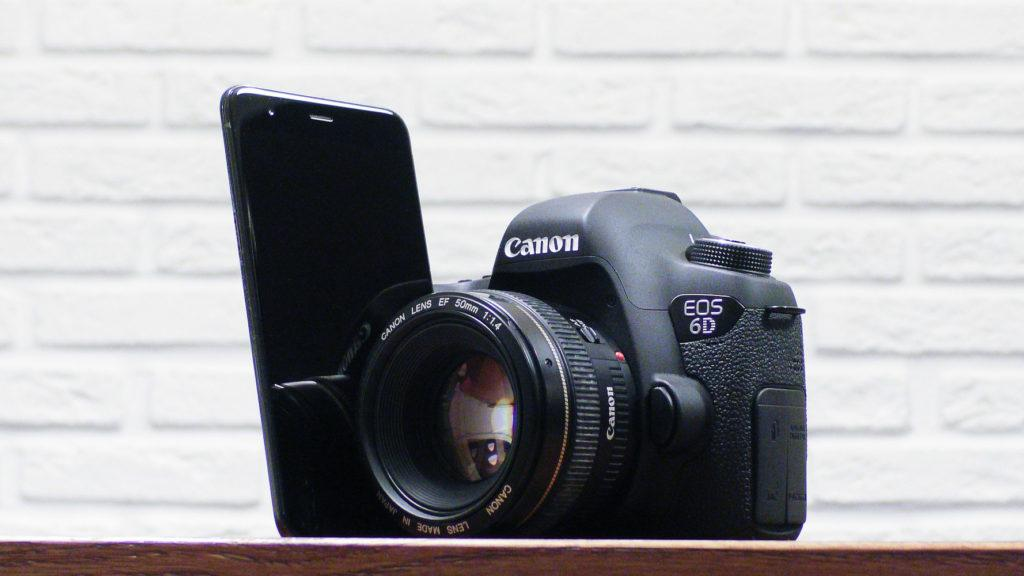 24999 [Из песочницы] Честное сравнение камеры телефона и зеркального фотоаппарата