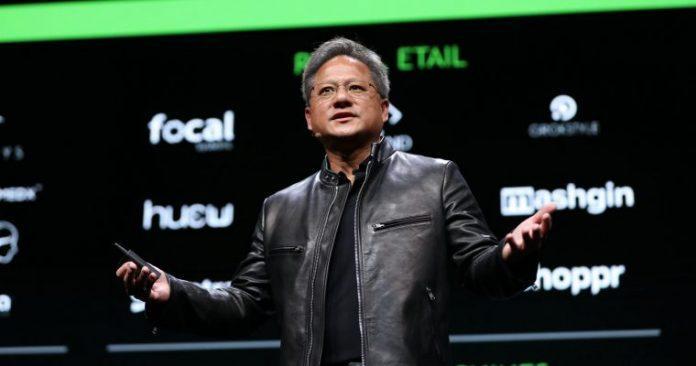 34557 Глава Nvidia: нам придется нарастить производство GPU из-за майнеров
