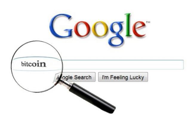 30966 Интернет-пользователи все реже спрашивают Google про биткоин
