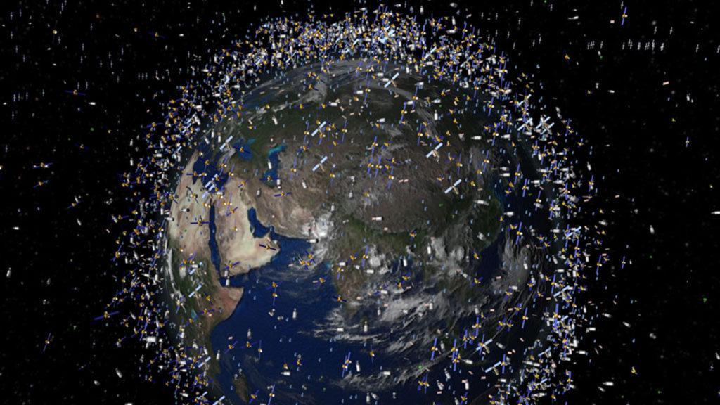 34459 Как идентифицировать спутник на орбите