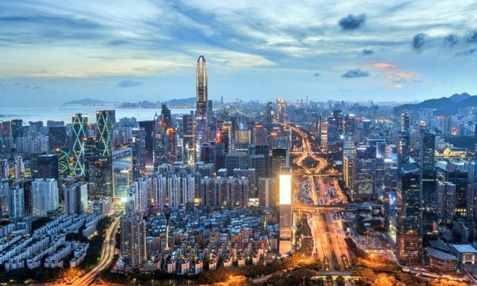 40938 Еще один город в Китае запустил инвестиционный блокчейн-фонд