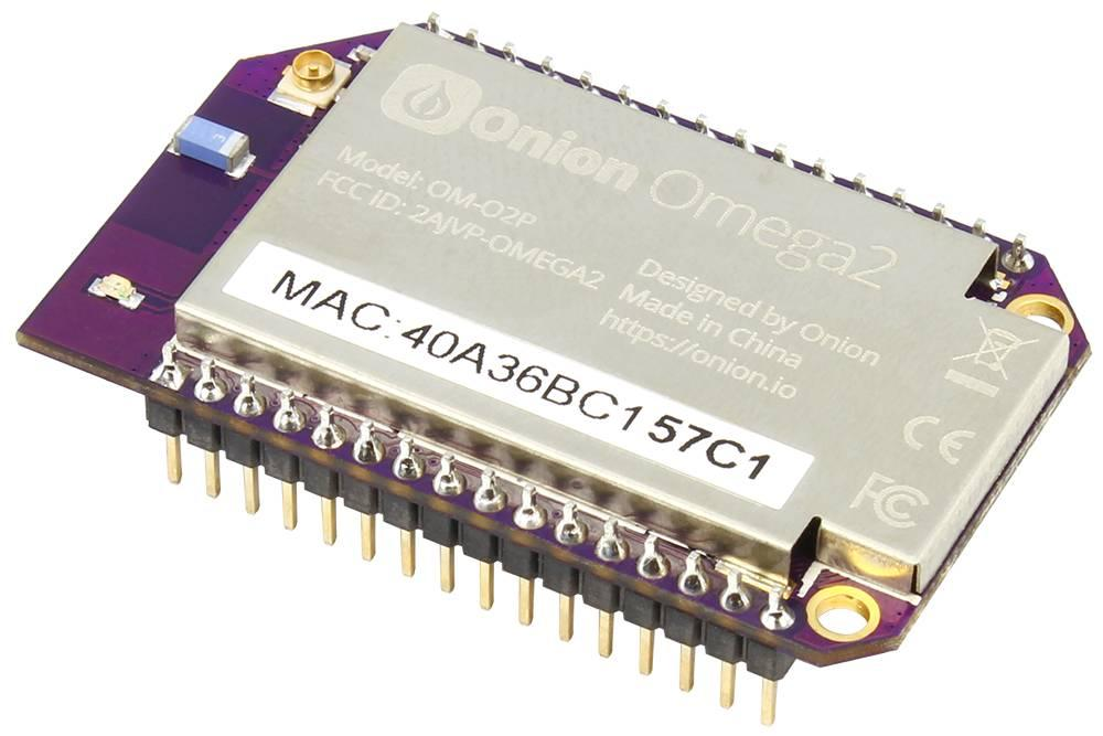 37991 Используем Onion Omega2 для создания устройств с Linux и Wi-Fi