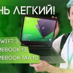 45490 Swift 3 и новые Chromebook от Acer – Сёма в Нью-Йорке!