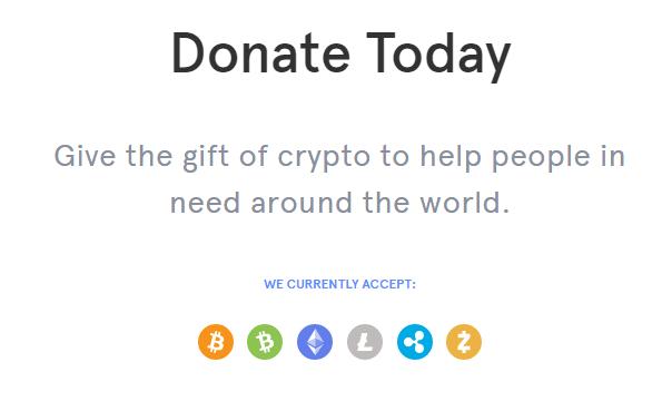 51278 Глава Coinbase открывает благотворительную организацию GiveCrypto.org