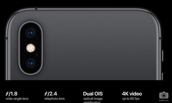 68564 Анонс Apple iPhone Хs, iPhone Xs Max и iPhone Xr – Все что нужно знать о камерах