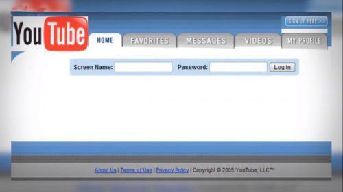 78797 YouTube — до того как стал известным